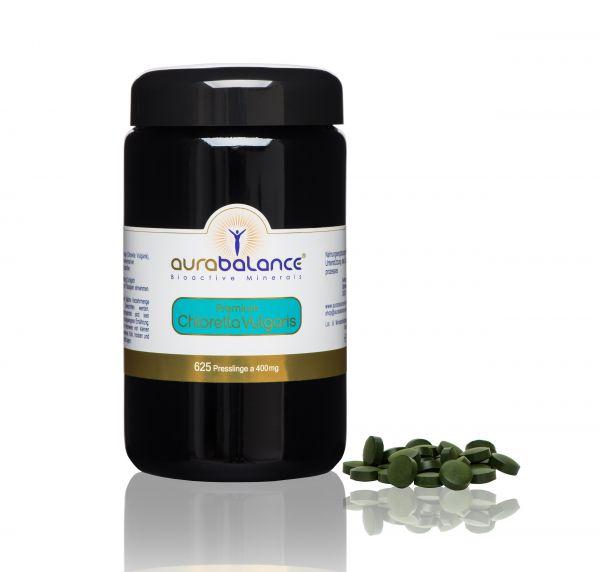 Chlorella Algen Presslinge - 250g